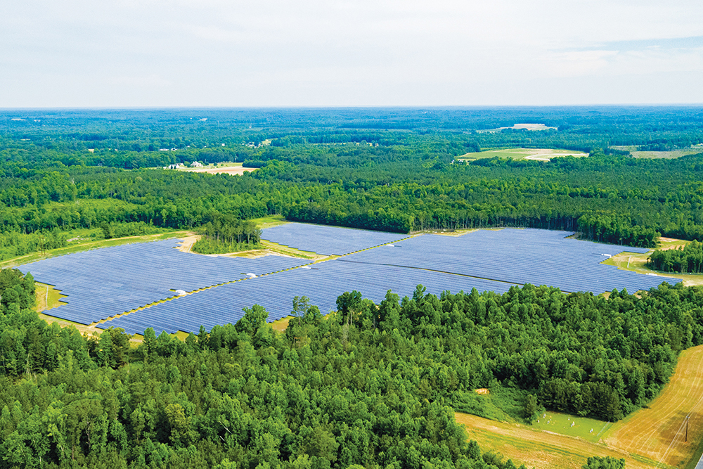 New York Green Bank recently invested in the community solar market by providing bridge loans for solar developers, including funding for the Tracy Solar Farm in Nash County, North Carolina. The loans finance up to 90 percent of interconnection costs and provide commercial and residential subscribers access to reliable, clean, and low-cost energy.