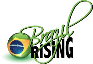 Brazil Rising logo